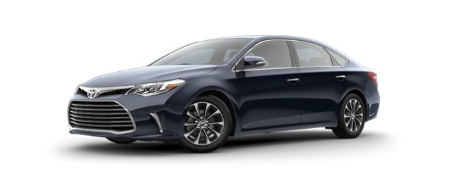 2016 Avalon XLE Plus
